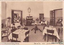 # FRASCATI: NOBILE COLLEGIO MONDRAGONE - SALE DA PRANZO - 1937
