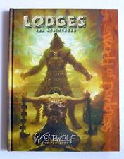 Werewolf the Forsaken - Lodges The Splintered (White Wolf, engl.)