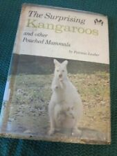 The Surprising Kangaroos and Other Pouched Mammals by Patricia Lauber