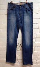 Mens Hugh Boss Orange Regular Fit Stonewashed Jeans W33/34