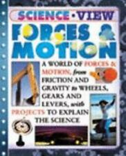 Forces & Motion (Science View) by Parker, Steve