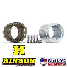 Hinson Billetproof Fiber Spring Clutch Kit - KTM 350 450 500