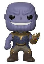 Funko Pop Marvel Avengers Infinity War Thanos Collectible Bobble Figure NIB NEW