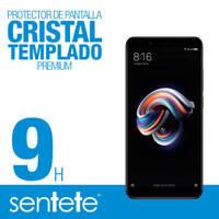 Sentete® Xiaomi Redmi Note 5 Protector de Pantalla Cristal Templado PREMIUM