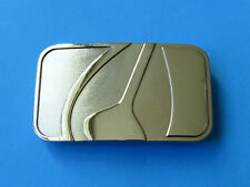 NIXON Large Chrome Belt Buckle RARE Shiny Metal Watches and Accessories Company