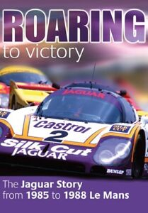 Roaring to Victory - The Jaguar Story from 1985 to 1988 Le Mans (R2 DVD)
