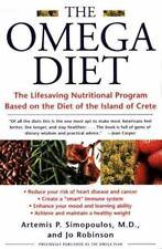 The Omega Diet : The Lifesaving Nutritional Program Based on the Best of the Med