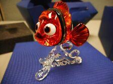 Swarovski Disney Nemo Mib #5252051 Crystal