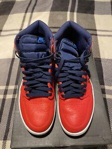 Size 10.5 - Jordan 1 Retro High OG David Letterman 2016