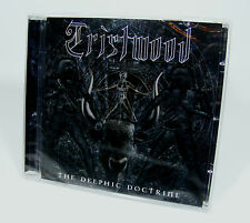 TRISTWOOD The Delphic Doctrine CD Album NEU Industrial Death Black Metal