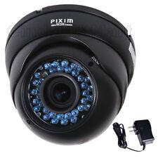 Surveillance Security Camera Pixim Outdoor 690TVL IR LED Night Varifocal Len CAH