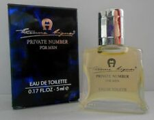 Rare Miniature  parfum Étienne Aigner Private Number  EDT 5ML