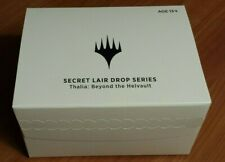 Thalia Beyond the Helvault MTG Secret Lair drop series unopened sealed