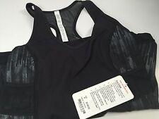 NWT Lululemon Ace Dress Black size 8