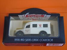 Lledo No 64000 - Days Gone Vanguards Diecast Model Of A 1950 Bedford Ambulance