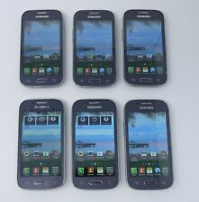 Lot of 6 Working Samsung Ace Style Smartphones for TracFone - SM-S765C