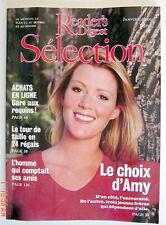 SÉLECTION DU READER'S DIGEST DE JANVIER 2001, EN COUVERTURE LE CHOIX D'AMY