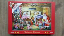 Lovely The House of Puzzles Christmas Dreams 1000 Piece Jigsaw Christmas Edition