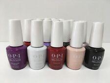 Opi GelColor *New* Gel Nail Polish Soak-Off 0.5fl.oz *You Pick*
