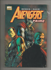 Avengers Prime - Brian Michael Bendis Hardcover - (Sealed)