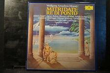 W.A. Mozart-Mitridate re di Ponto/Hager 4 LP-BOX