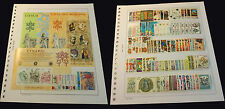 VATICANO FRANCOBOLLI GIOVANNI PAOLO I e II 1978 - 1983 GRANDE OFFERTA REGALO