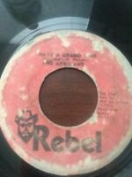 "The Africans-Have A Grand Time 7"" Vinyl Single 1972 ROOTS REGGAE"