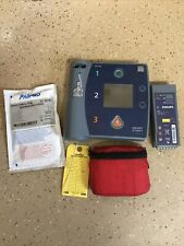New Listingphilips Heartstart Fr2 Defibrillator Old Pads And Battery Tested Amp Works