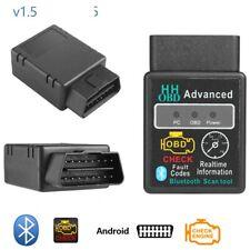 Dewtreetali Mini ELM 327 Bluetooth Advanced OBD2 HH OBDII V1.5 ELM327 Adapter…