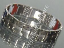 Emf Therapy * 4 in 1* Energy Power Titanium Scalar Quantum Bracelet Anti