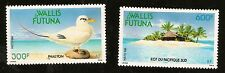 1990 WALLIS & FUTUNA DES OISEAUX PHAETON BIRDS NEUFS ** MINT NEVER HINGED STAMPS