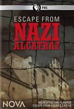DVD: Nova: Escape From Nazi Alcatraz, . Good Cond.: .
