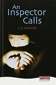 An Inspector Calls (Heinemann Plays For 1 by J. B. Priestley Tim Bezant New Book