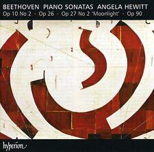 Angela Hewitt, Ludwig van Beethoven - Piano Sonatas 3 [New CD]