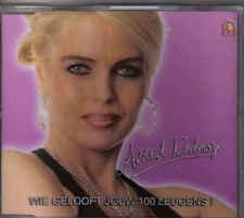 Astrid Koelewijn-Wie Gelooft Jouw 100 Leugens Promo cd single