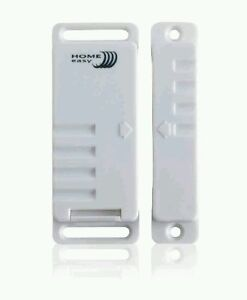 HE305 HomeEasy Magnetic Door/Window Switch Remote Control Byron New White BNIP