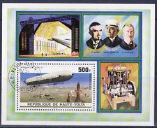 BLOC  Haute Volta   Zeppelin