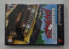Hummer: Badlands  (Sony PlayStation 2, 2006) - FACTORY SEALED