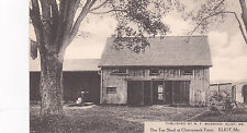 ELIOT,  Maine, 00-10s; The Tea Shed at Cherryneck Farms