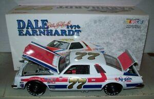 DALE EARNHARDT SR #76 HY-GAIN 1976 1/24 ACTION C/W DIECAST CAR