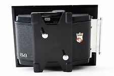 Wista 6x9 Roll Film Holder Type N for 4x5 cameras [Exc+++] from Japan #573