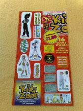Sticker Sammelsticker Anime Stickerbogen Pokemon Kids Zone Sprüche Doremi