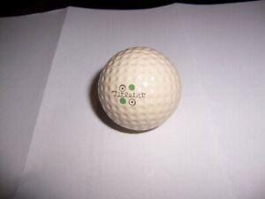 Antique Vintage c.1939 Titleist Acushnet Green Dots Golf Ball Never Hit