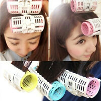 3Pcs Pro Women DIY Hair Salon Curlers Rollers Tool Soft Large Hairdressing Tools