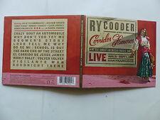 CD Album RY COODER abd CORRIDOS FAMOSOS Live 7559 795941
