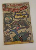 Amazing Spiderman 32 Marvel Comics - Extremely Poor Condition