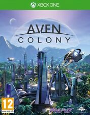 Aven Colony Xbox One * NEW SEALED PAL *