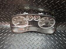 Peugeot 307 2004 Clocks Instrument Cluster Speedometer 9648629880 myref D50