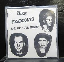 "Thee Headcoats / Billy Childish - A-Z Of Your Heart M- 7"" Vinyl Blue DAMGOOD 62"