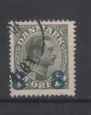 Y287 Denemarken 113gestempeld